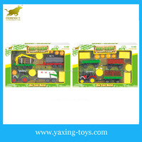 1:43 Happy Farm diecast model car play set YX001147