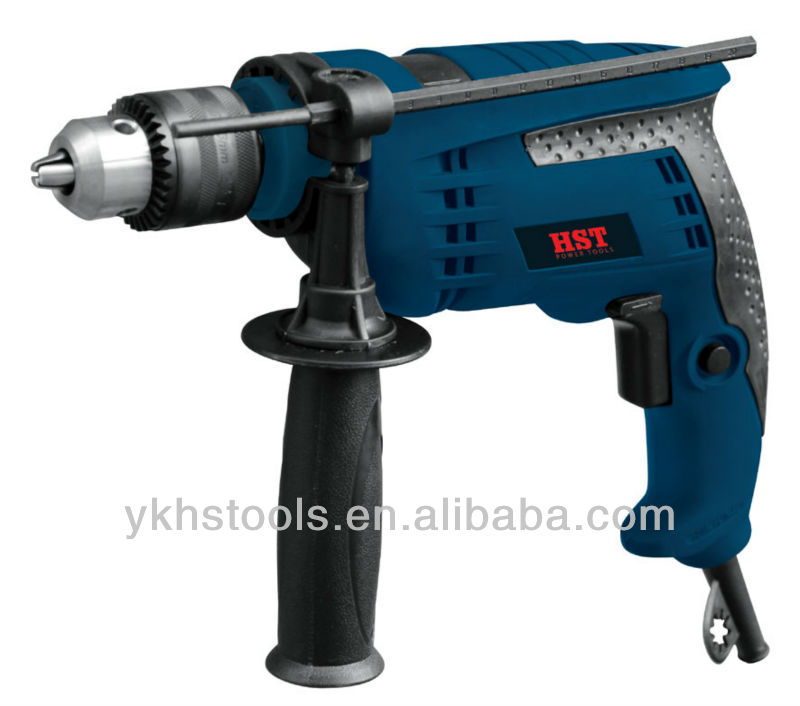HST high quality 13mm powerful 680 watts motor electric drill manual