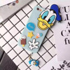 Daisy Duck Donald Duck Minnie Mouse Design Silicone Rubber Phones Case For iPhone 6 6S