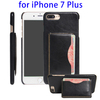 2017 Leather Case for iPhone 7Plus, for iPhone 7 Plus Case with Card Slot and Holder