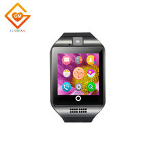Hot Selling SIM Card Android Q18 IOS Smart Watch for Iphone
