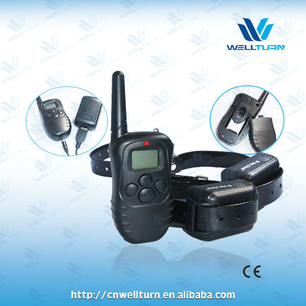 Import Pet Animal Products From China Remote Training Collar For Dogs