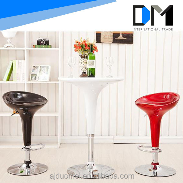 Plastic bottom for chairs and bar stools/plastic dining chair