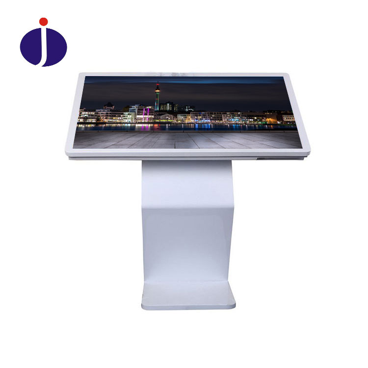 55 inch android information <strong>K</strong> design table touch screen computer advertising kiosk