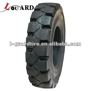 tires solid, pneumatic linde click forklift tires 7.50-20