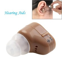 Fast Delivery Economic Hearing Device with Roller Switch, MIni Portable Sound Amplifier Hearing Aid for Elder