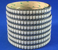 professional lighting project from SK6812 3 ounce thickness PCB Black color 144pcs led flexible strip