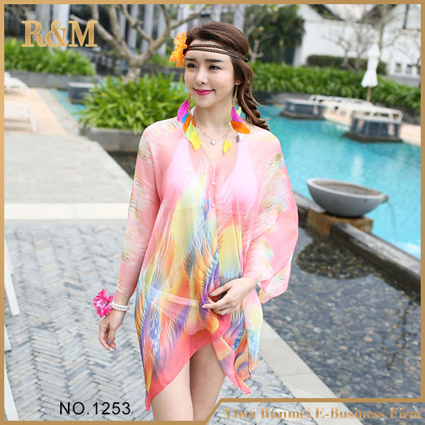 new arrival hot selling customized printed sarongs