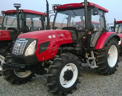 CE Certified 100HP 110hp 120hp 4WD Foton Farm Tractor with shuttle gear