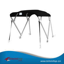 marine equipment boat fender cover with 4 bow square steel tube