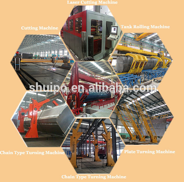 Tank Steel Sheet Turnover Machine/tank truck making
