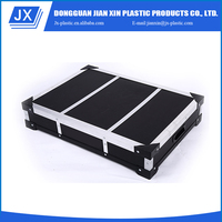 Factory supply custom corrugated plastic box price