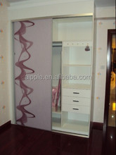 Modern BedroomFurniture Wall Wardrobe Bedroom SW-010