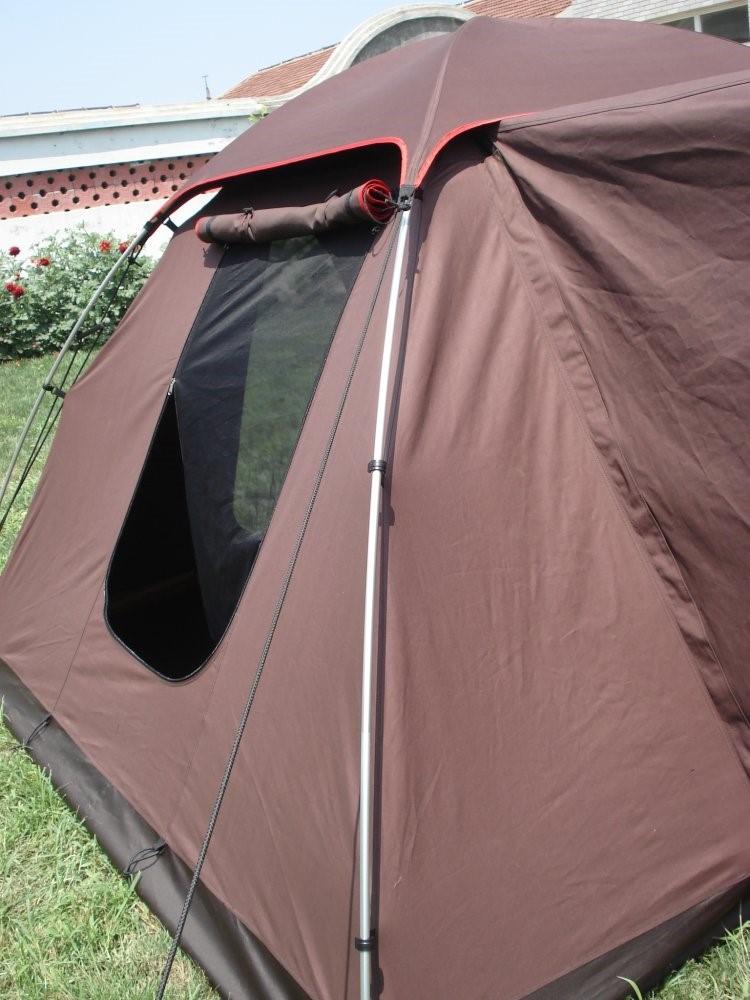 Canvas dome tent canvas safari tent big hotel tent for Colorado canvas tent