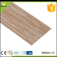 Economical Wood Look Design PVC Vinyl Flooring Indoor