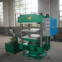 Rubber Conveyor Belt Curing Press / Reclaimed Rubber Conveyor Belt Making Machine