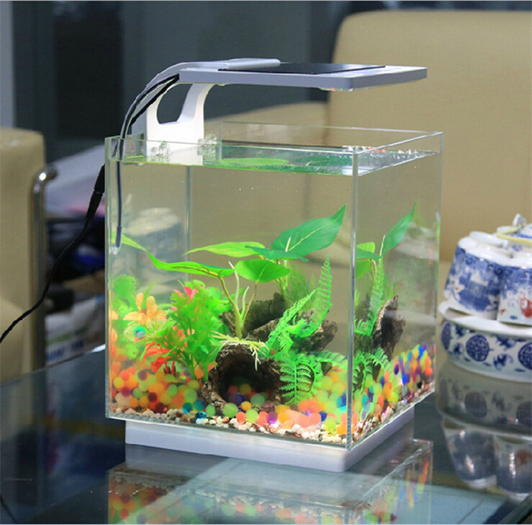 Sunsun smart dimmable aquarium bar tables small marine for How to win money at fish tables
