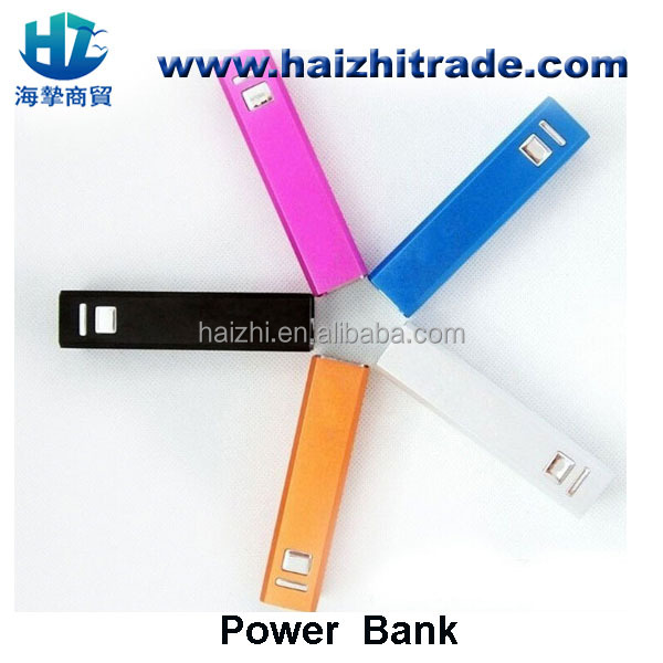Portable External USB 2000mAh Power Bank Battery Charger For iPhone Samsung Huawei