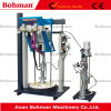 Two Component Silicone Coating Machine price list/insulating glass two component sealant coating gun