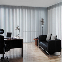 Bintronic Taiwan Automatic Curtains Design Motorized Vertical Blinds Electric Custom Drapery Hardware