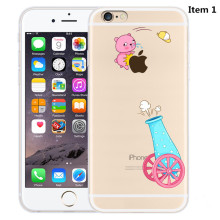 New arrival TPU mobile phone case for iphone 6 phone case