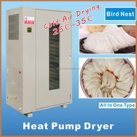 herbal drying machine/heat pump dryer oven