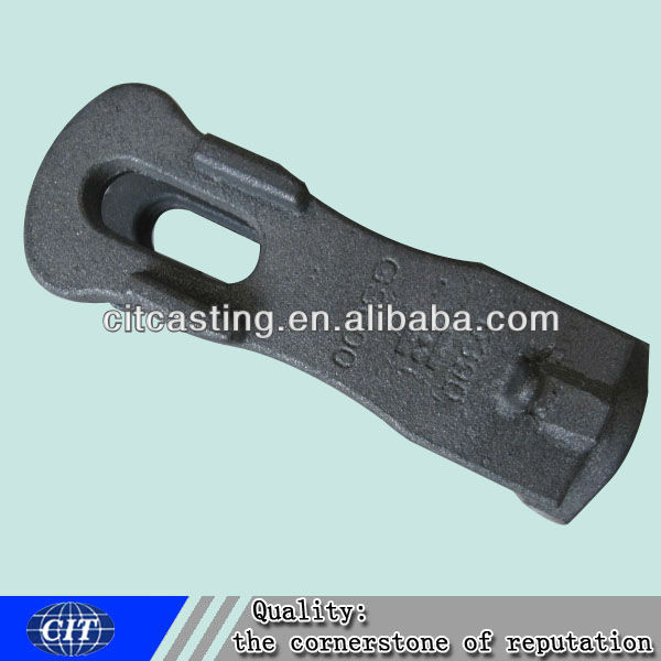 auto spare parts, metal casting clay sand casting,ductile iron casting
