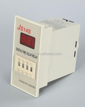 JS14S DIGITAL TIME DELAY RELAY Transistor time relay