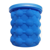New Products Silicone Ice Making Buckets Barware Saving Ice Cube Maker Kitchen Accessories Outdoor Camping Ice Genie Bar Tool/