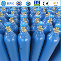 TPED Seamless Steel Aluminum Alloy sell oxygen gas cylinder