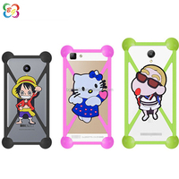 Promotion price silicone rubber bulk mobiles cover wholesale cell phone case