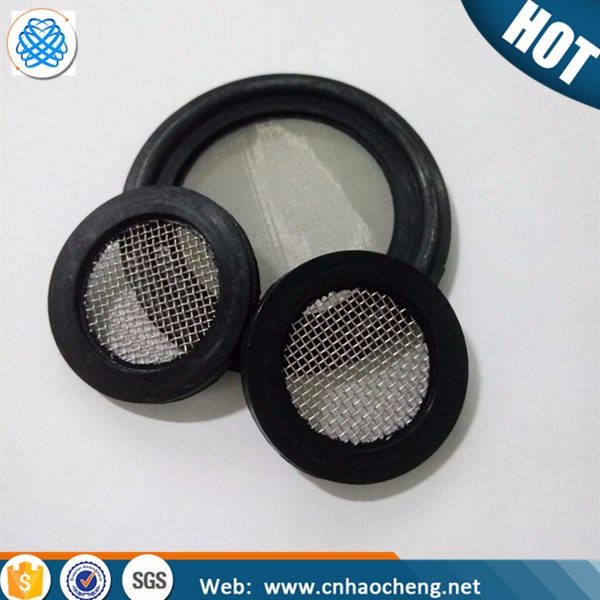 Cheaper 0.5 inch filter screen silicone rubber flat gasket faucet washer