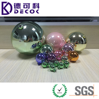 Wholesale Shatterproof Giant Plastic Ornament Decoration Christmas Ball