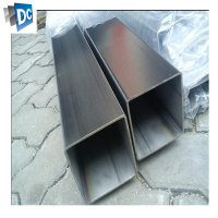 Tianjin Factory MS square hollow section pipe,steel square pipe
