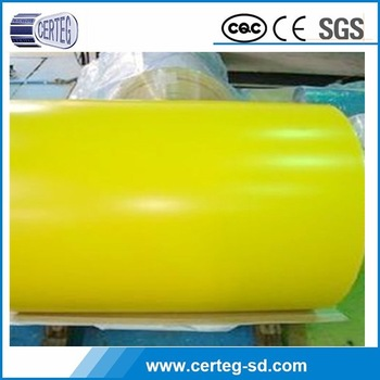 Prepainted galvanized steel coil for roofing sheet for more things made in china for building