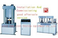 YQ-5000 high-speed rods wires under forging pressing Upseting Tester