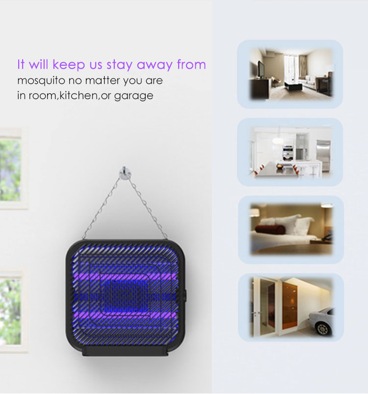 insect led light trap indoor electronic mosquito insect killer mosquito control