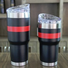 18/8 Stainless steel coffee mug insulated double wall tumbler