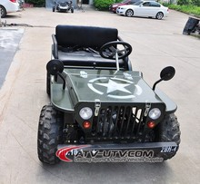 Direct Selling 150CC Mini Jeep Willys New Style /Cheap Mini ATV with CE Certification