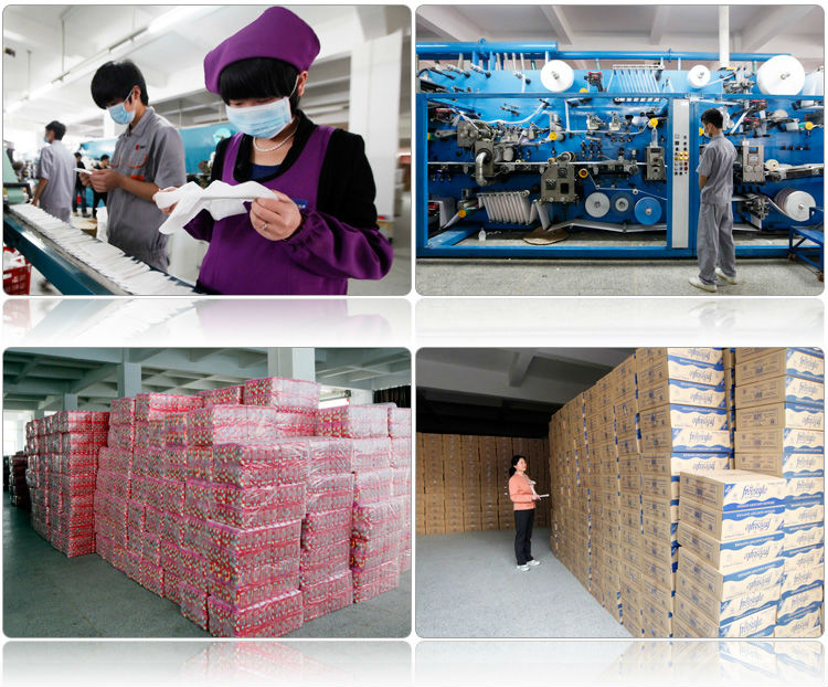 Disposable printed adult diaper factory incontinance pads / disposable adult incontinence pad