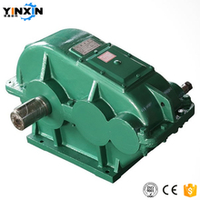 Factory direct helical gear box with good price heavy industry reducer gypsum ball press machine gearbox