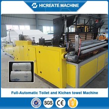 fay pocket tissues folded paper handkerchief producing folding and printing machine for luncheon napkin