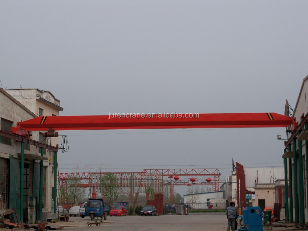 the single girder overhead crane fixed outside.jpg