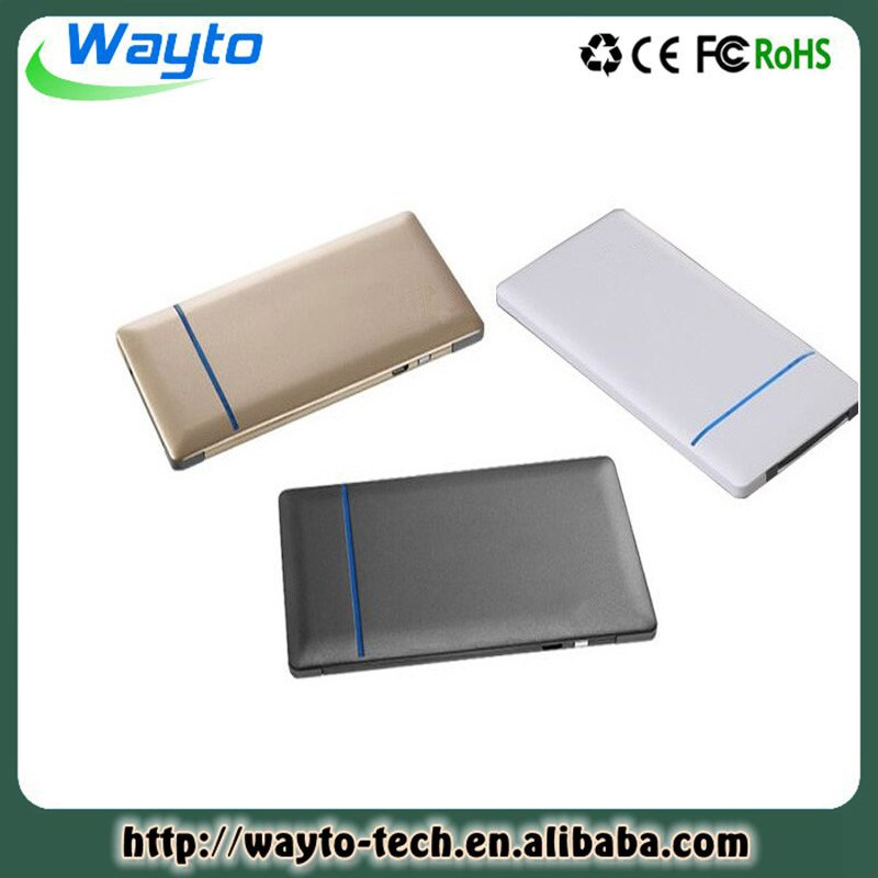 Alibaba Best Sellers Charger For Portable Dvd Player Ultra Thin Power Bank