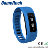 Mens Sport Team Friendship Smart Watch Fitness Digital Wristband Pedometer