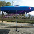 10' pepsi printing outdoor umbrellas YN7017