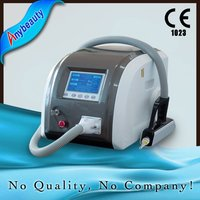 laser tattoo removal equipment F12 with CE appproval