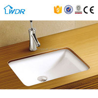 Outdoor face moroccan washing small size square sink bathroom basin