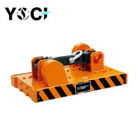 Yoci Safety steel lifting automatic permanent magnetic lifter for material handling