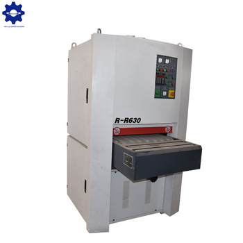 Wholesaler Plywood R-R630 heavy duty wide belt sanding machine for lacquers